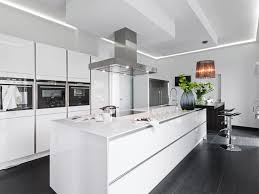 Kochinsel Musterküche Küche Mit Kochinsel Moderne Planung In