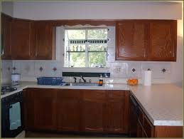 kitchen cabinets painted white doves house com
