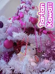 staying super kawaii hello kitty and kawaii christmas