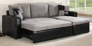 Grey Sectional Sleeper Sofa Black Sectional Sleeper Sofa Recent Design 2018 2019