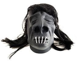 amazon com loftus halloween voodoo shrunken head 4 5