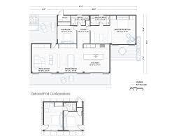 prefabricated home plans blu homes glidehouse prefab home modernprefabs