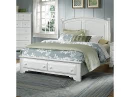 vaughan bassett hamilton franklin queen panel storage bed great