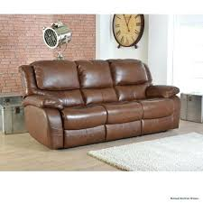 3 Seater Leather Recliner Sofa January 2018 Brightmind