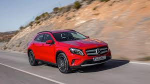 jeep mercedes red mercedes benz gla180 marks new entry point to suv range photos