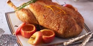 comment cuisiner l oie oie aux pommes orange et whisky facile recette sur cuisine