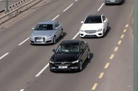 lexus better than mercedes audi a6 vs lexus gs vs mercedes e class vs volvo s90