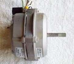 bathroom vent fan motor by ge ebay