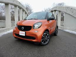 smart car crash we took a 2016 smart fortwo on a long distance road trip in a snow