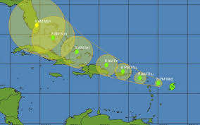 Florida On Map by When Will It Feel Like Fall In South Florida Wlrn