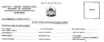 applying for a dubai visa for philippine passport holders