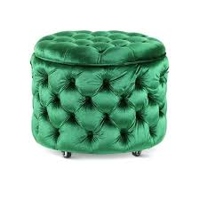 Green Storage Ottoman 107 Best Ottomans Benches Images On Pinterest Benches Mango Green