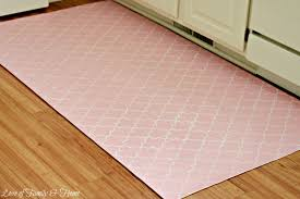 Laminate Flooring Cutting How To Paint A Rug Using Vinyl Flooring Love Of Family U0026 Home