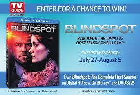 Magazine Sweepstakes Blindspot Sweepstakes Enter To Win Season 1 On Blu Ray U2013 Tv Insider