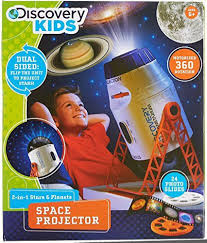 amazon com discovery kids 2 in 1 stars u0026 planet space projector