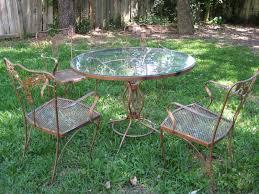 Woodard Patio Furniture Cushions - woodard daisy vintage wrought iron patio furniture pinterest