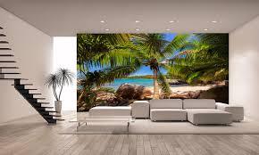 palm trees tropical beach wall mural photo wallpaper giant decor palm trees tropical beach wall mural photo wallpaper giant decor paper poster