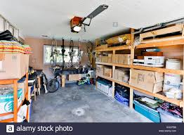 garage interior stock photos u0026 garage interior stock images alamy