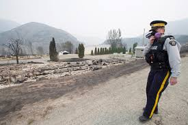 Wildfire Bc Jobs by District At Centre Of B C Firefight Says At Least 41 More Homes