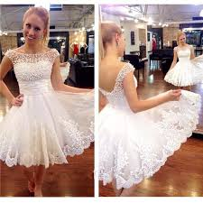 white 8th grade graduation dresses 2016 white lace tulle 8th grade graduation