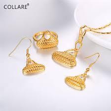 png gold earrings aliexpress buy collare bilum bag jewelry sets women png
