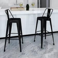 cdiscount chaise de bar tabouret de bar metal beautiful tabouret de bar metal et cuir style