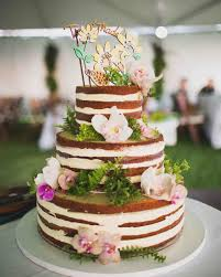 which wedding cake matches your personality martha stewart weddings