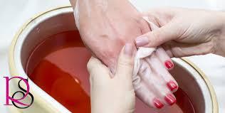ravishing ladies salon manicure and pedicure