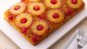easy pineapple upside down cake recipe bettycrocker com