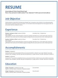 Sample Resume Without Experience by Resume For Work 16 Resume Work Social Worker Template This Cv