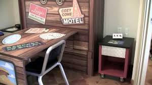 cars suite at disney u0027s art of animation resort youtube