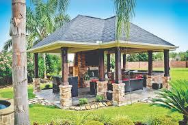 build a cabana house review pool houses u0026 cabanas professional builder