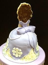 plumeria cake studio sofia the first cake and cupcakes
