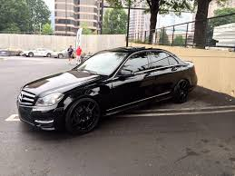 2014 mercedes 250 black avant garde wheels mbworld org forums