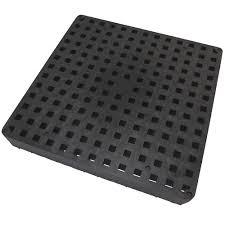 Floor Grates by Tuf Tite Grate Plastic Black 32v304 B4 Dg Grainger