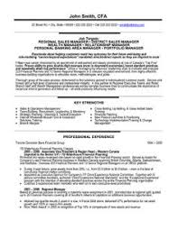 Marketing Professional Resume A Professional Resume Template For A Senior Sales And Marketing