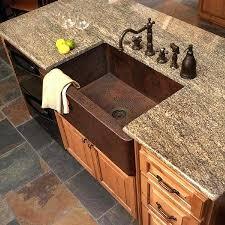 Farmhouse Style Kitchen Sinks Farm Style Sinks For Kitchen Emergingchurchblogs Info
