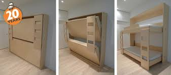 Folding Bunk Bed Is A Murphy Bed Right For You
