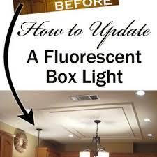 Kitchen Light Fixtures Best 25 Fluorescent Kitchen Lights Ideas On Pinterest