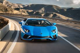 first lamborghini 2018 lamborghini aventador s first drive review