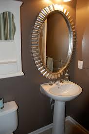 Vintage Powder Room Bathroom Gorgeous Glacier Bay Pedestal Sink For Outstanding