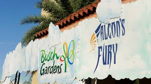 busch gardens family vacation packages riding busch garden u0027s falcon u0027s fury for the first time
