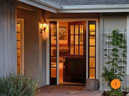 Awesome Front Doors Simple Exterior Fiberglass Entry Doors Style Home Design Top Under