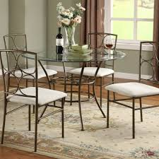 beautiful small round dining table set with dining room the