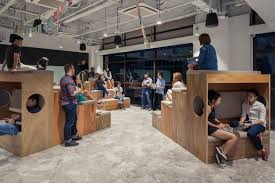 Home Based Design Jobs Singapore by Airbnb Designs Adaptable Office Spaces For London Sao Paulo And