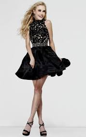 short black lace prom dress naf dresses