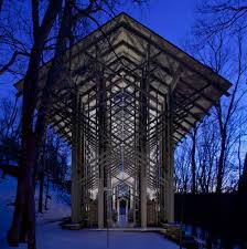 thorncrown chapel the awe inspiring chapel in the ozark woods