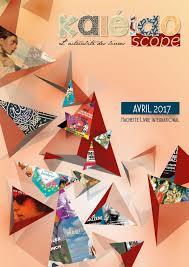 calaméo kaléidoscope avril 2017