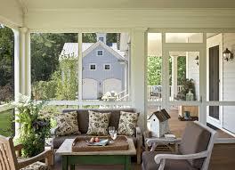 sun porch ideas porch farmhouse with bay windows screened in porch