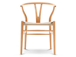 Dining Chair Cherry Carl Hansen U0026 Søn Ch24 Wishbone Dining Chair Cherry By Hans J